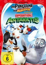 Die Pinguine aus Madagascar - Operation: Antarktis Poster