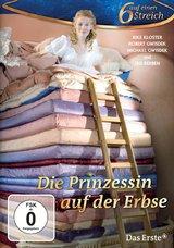 Die Prinzessin auf der Erbse Poster