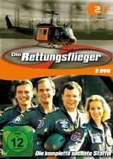 Die Rettungsflieger - Die komplette 6. Staffel (2 DVDs) Poster