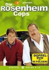 Die Rosenheim-Cops - (05. Staffel, Folge 06-15) (2 DVDs) Poster