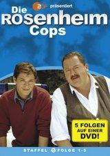 Die Rosenheim-Cops - (05. Staffel, Folge 1-5) Poster
