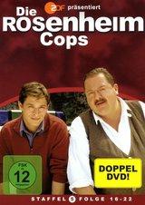 Die Rosenheim-Cops (05. Staffel, Folge 16-22) (2 DVDs) Poster
