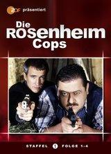 Die Rosenheim-Cops (1. Staffel, Folgen 01-04) Poster