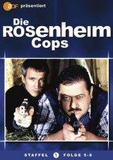 Die Rosenheim-Cops (1. Staffel, Folgen 05-08) Poster