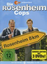 Die Rosenheim-Cops (10. Staffel, Folge 1-15) (3 Discs) Poster