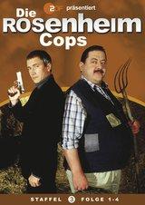 Die Rosenheim-Cops (3. Staffel, Folgen 01-04) Poster