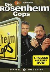Die Rosenheim-Cops (4. Staffel), Folge 06-10 Poster