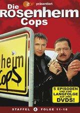 Die Rosenheim-Cops (4. Staffel), Folge 11-16 (2 DVDs) Poster
