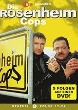 Die Rosenheim-Cops (4. Staffel), Folge 17-21 (2 DVDs) Poster