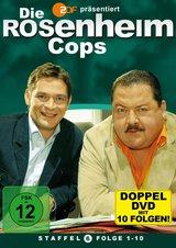 Die Rosenheim-Cops - 6. Staffel, Folge 1-10 (2 DVDs) Poster