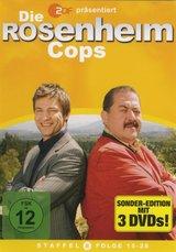 Die Rosenheim-Cops - 8. Staffel, Folgen 15-28 (3 Discs) Poster