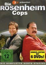 Die Rosenheim-Cops - Die komplette achte Staffel (6 Discs) Poster