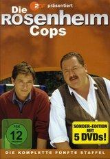 Die Rosenheim-Cops - Die komplette fünfte Staffel (Sonder-Edition) (5 Discs) Poster