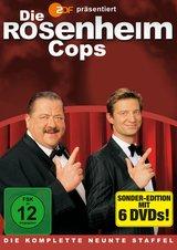 Die Rosenheim-Cops - Die komplette neunte Staffel (6 Discs) Poster