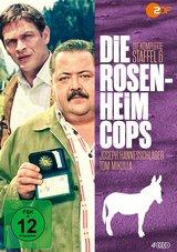 Die Rosenheim-Cops - Die komplette Staffel 6 Poster