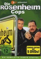 Die Rosenheim-Cops - Die komplette vierte Staffel (5 Discs, Sonder Edition) Poster