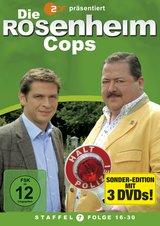 Die Rosenheim-Cops - Staffel 07, Folge 16-30 (3 DVDs) Poster