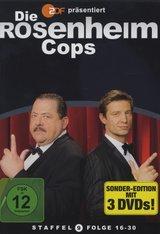 Die Rosenheim-Cops - Staffel 09, Folge 16-30 (3 Discs) Poster