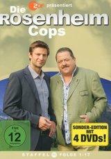 Die Rosenheim-Cops - Staffel 11, Folge 1-17 (4 Discs) Poster