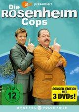 Die Rosenheim-Cops - Staffel 12, Folge 16-30 (3 Discs) Poster