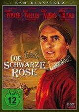 Die schwarze Rose Poster