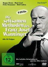 Die seltsamen Methoden des Franz Josef Wanninger, Alle 52 Folgen (9 Discs) Poster