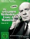 Die seltsamen Methoden des Franz Josef Wanninger, Folgen 22-36 (3 DVDs) Poster
