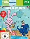 Die Sendung mit dem Elefanten, DVD 1 - Meine erste Party Poster