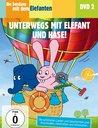 Die Sendung mit dem Elefanten, DVD 2 - Unterwegs mit Elefant und Hase! Poster