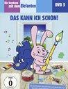 Die Sendung mit dem Elefanten, DVD 3 - Das kann ich schon! Poster
