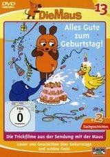 Die Sendung mit der Maus (Folge 13) - Alles Gute zum Geburtstag Poster