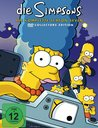 Die Simpsons - Die komplette Season 07 (Collector's Edition, 4 DVDs) Poster