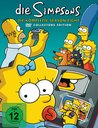 Die Simpsons - Die komplette Season 08 (Collector's Edition, 4 DVDs) Poster