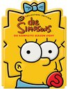 Die Simpsons - Die komplette Season 08 (Kopf-Tiefziehbox, Collector's Edition, 4 DVDs) Poster