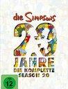 Die Simpsons - Die komplette Season 20: 20 Jahre Simpsons (4 Discs) Poster