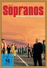 Die Sopranos - Die komplette dritte Staffel (4 DVDs) Poster