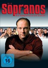 Die Sopranos - Die komplette erste Staffel (6 DVDs) Poster