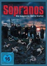 Die Sopranos - Die komplette fünfte Staffel (4 DVDs) Poster