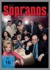 Die Sopranos - Die komplette vierte Staffel (4 DVDs) Poster