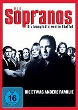 Die Sopranos - Die komplette zweite Staffel (4 DVDs) Poster