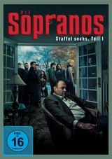 Die Sopranos - Staffel sechs, Teil 1 (4 Discs) Poster