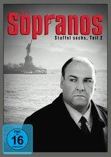 Die Sopranos - Staffel sechs, Teil 2 (4 Discs) Poster