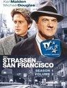Die Straßen von San Francisco - Season 1, Volume 2 (4 DVDs) Poster