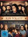 Die Säulen der Erde / Die Tore der Welt (8 Discs) Poster