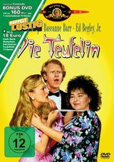 Die Teufelin (+ Bonus DVD TV-Serien) Poster
