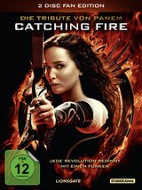 Die Tribute von Panem - Catching Fire (2 Disc Fan Edition) Poster