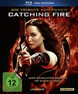Die Tribute von Panem - Catching Fire (Fan Edition) Poster