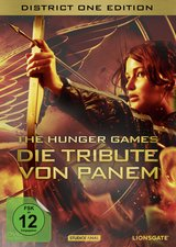 Die Tribute von Panem - The Hunger Games (District One Edition, Steelbox, 2 Discs) Poster