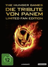 Die Tribute von Panem - The Hunger Games (Limited Fan Edition, 2 Discs) Poster