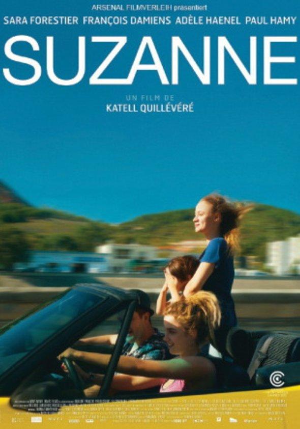 Die unerschütterliche Liebe der Suzanne Poster